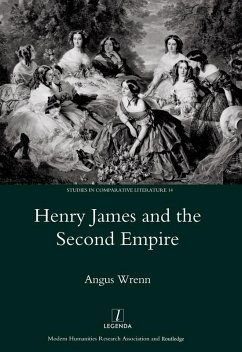 Henry James and the Second Empire (eBook, PDF)