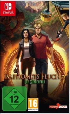 Baphomets Fluch 5: Der Sündenfall (Nintendo Switch)