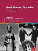Geschichte und Geschehen. Schülerbuch. Einführungsphase. Klasse 11. Ausgabe Niedersachsen