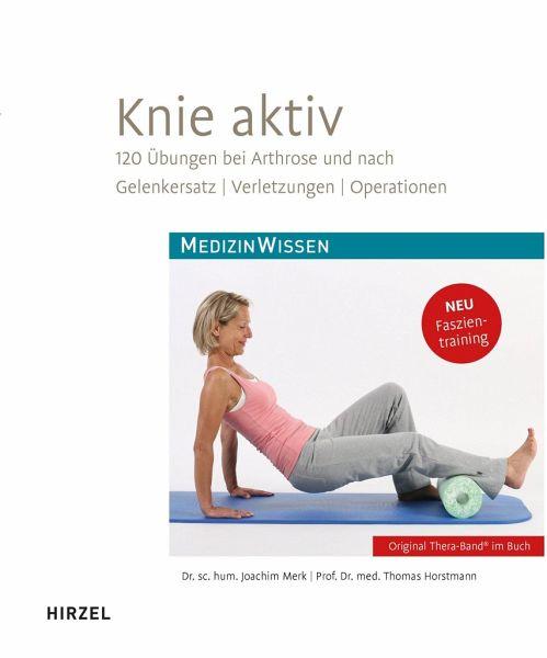 Knie aktiv - Merk, Joachim; Horstmann, Thomas