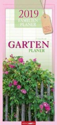Familienplaner Garten - Kalender 2019