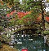 Der Zauber der japanischen Gärten - Kalender 2019