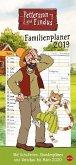 Pettersson und Findus Familienplaner - Kalender 2019