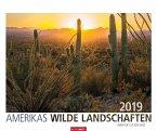 Amerikas wilde Landschaften - Kalender 2019