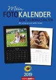 Fotokalender zum Selbergestalten 2019 33 x 23 cm