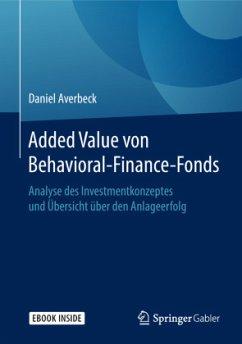 Added Value von Behavioral-Finance-Fonds - Averbeck, Daniel