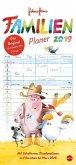 Helme Heine Familienplaner - Kalender 2019