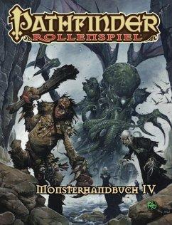 Pathfinder Monsterhandbuch 4 Taschenbuch - Bulmahn, Jason