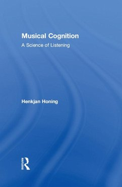 Musical Cognition (eBook, ePUB)