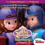 Disney / Sofia die Erste - Folge 17: Die geheime Bibliothek (Die Geschichte des noblen Ritters/ Die Geschichte der ewigen Flamme) (MP3-Download)