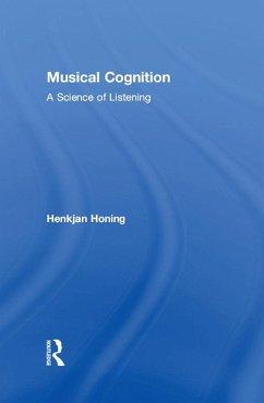 Musical Cognition (eBook, PDF)
