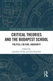 Critical Theories and the Budapest School (eBook, PDF)