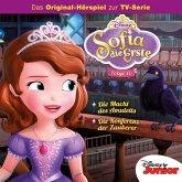 Disney / Sofia die Erste - Folge 16: Die Macht des Amuletts/ Die Konferenz der Zauberer (MP3-Download)