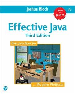 Effective Java (eBook, PDF) - Bloch, Joshua