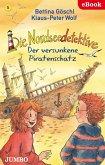 Der versunkene Piratenschatz / Die Nordseedetektive Bd.5 (eBook, ePUB)