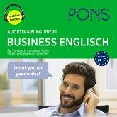 PONS Audiotraining Profi - BUSINESS ENGLISH. Für Fortgeschrittene und Profis (MP3-Download)