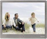 Hama 97SLB Slim Steel 24,64 cm (9,7 Zoll) Bilderrahmen (1024 x 768 Pixel, 4:3 Seitenverhältnis)