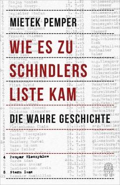 Wie es zu Schindlers Liste kam - Pemper, Mietek