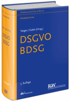 DSGVO - BDSG, Kommentar