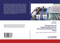 Designing and Implementing Three dimensional Network on Chips