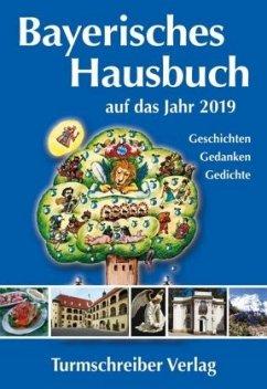 Bayerisches Hausbuch auf das Jahr 2019