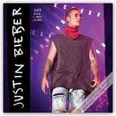 Justin Bieber 2019 - 18-Monatskalender