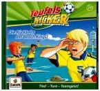Die Rückkehr der Beach Kings! / Teufelskicker Hörspiel Bd.71 (1 Audio-CD)