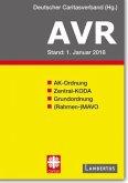 Richtlinien für Arbeitsverträge in den Einrichtungen des Deutschen Caritasverbandes (AVR)