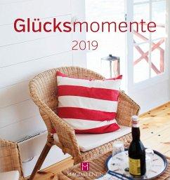 Glücksmomente 2019 Postkartenkalender