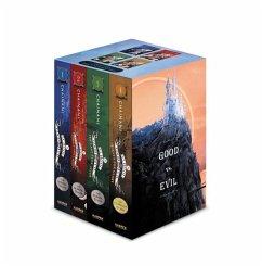 The School for Good and Evil Books 1-4 Paperback Box Set - Chainani, Soman