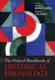 The Oxford Handbook of Historical Phonology