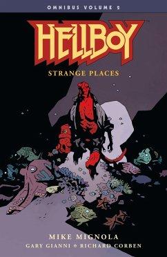 Hellboy Omnibus Volume 2: Strange Places - Mignola, Mike