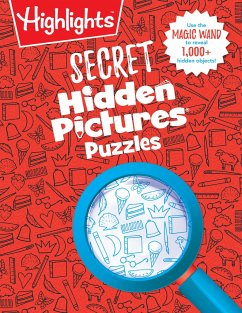 Secret Hidden Pictures(r) Puzzles