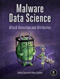Malware Data Science - Saxe, Joshua; Sanders, Hillary
