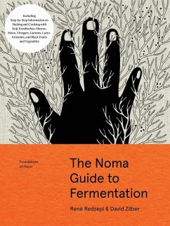 Foundations of Flavor: The Noma Guide to Fermentation - Redzepi, Rene; Zilber, David