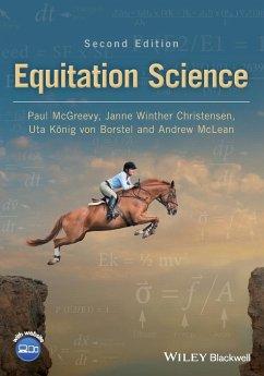 Equitation Science - McGreevy, Paul; Christensen, Janne Winther; Koenig von Borstel, Uta