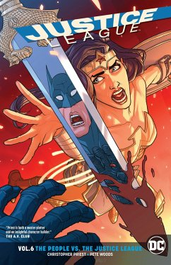 Justice League Vol. 6 The People vs. The Justic...