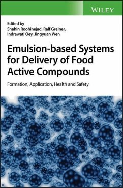 Emulsion-based Systems for Delivery of Food Act...