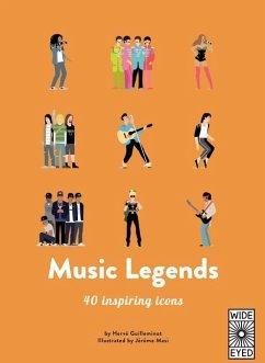 Music Legends: Meet 40 Pop and Rock Stars