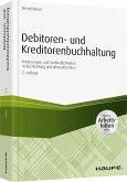 Debitoren- und Kreditorenbuchhaltung - inkl. Arbeitshilfen online