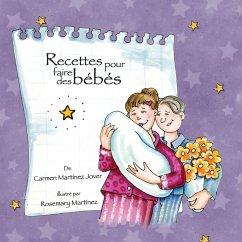 Recettes pour faire des bébés - Martinez Jover, Carmen