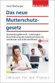 Das neue Mutterschutzgesetz (eBook, PDF)