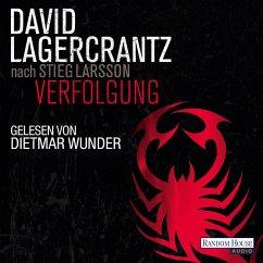 Verfolgung / Millennium Bd.5 (MP3-Download) - Lagercrantz, David