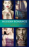 Modern Romance Collection: February 2018 Books 5 - 8: Bought with the Italian's Ring (Wedlocked!) / A Proposal to Secure His Vengeance / Redemption of a Ruthless Billionaire / Shock Heir for the Crown Prince (Claimed by a King) (eBook, ePUB)