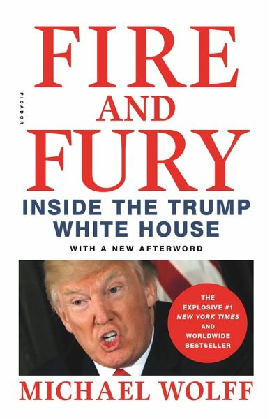 Fire and Fury (eBook, ePUB) - Wolff, Michael