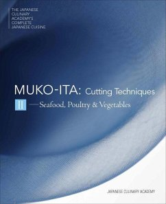 The Japanese Culinary Academy's Complete Introduction To Japanese Cuisine: Mukoita - Japanese Culinary Academy