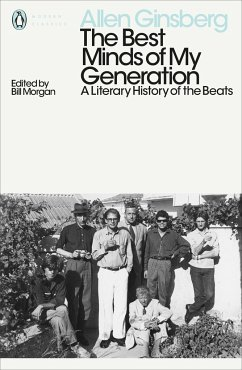 The Best Minds of My Generation - Ginsberg, Allen
