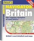Philip's Navigator Britain Spiral Bound