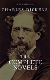 Charles Dickens: The Complete Novels ( A to Z Classics) (eBook, ePUB)