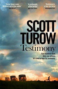 Testimony - Turow, Scott
